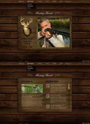 Hunting Ranch - HTML5 templates